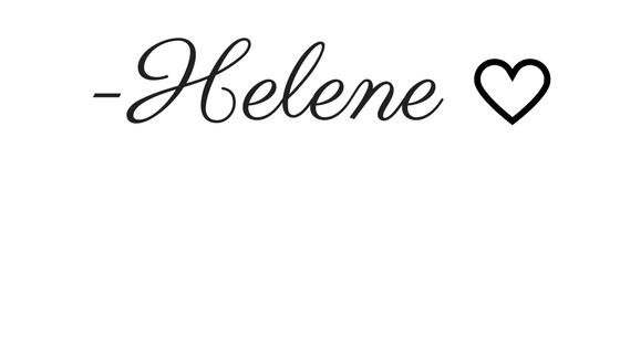 -Helene sig heart
