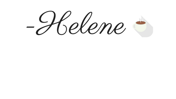 -Helene sig coffee mug