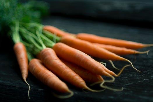 carrots pexels