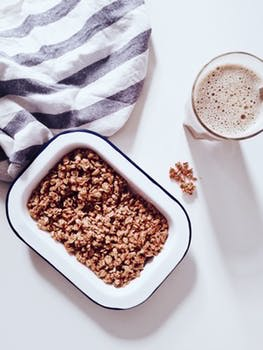 oats and coffee pexels