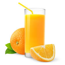 orange juice from purejuice.bar